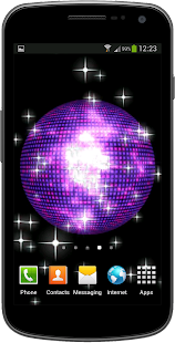 Spectacular Disco Ball HD - screenshot