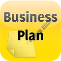 Business Plan B icon
