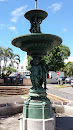 Fontaine in Lamentin