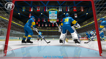 Screenshot of Patrick Kane's Hockey Classic