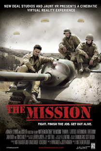 The Mission: Trailer - screenshot