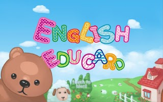Screenshot of English Edu Card Free