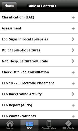 Epilepsy a-pocketcards