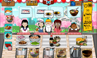 Screenshot of Japan Food Adventure - Tokyo