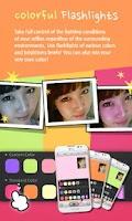 Screenshot of Selfie Studio: Flash Camera