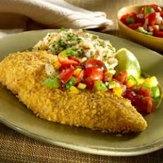Crunchy Tortilla Chicken