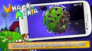 Screenshot of Whack Mania Free