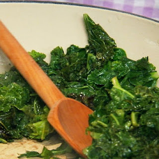 Fried Kale Recipes