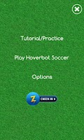 Screenshot of Hoverbot Soccer
