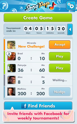 songpop-free for android screenshot