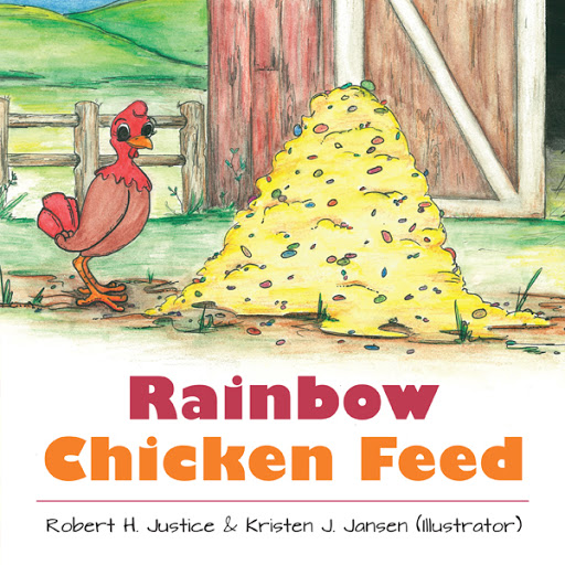 Rainbow Chicken Feed cover