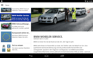 Screenshot of BMWBörse.at