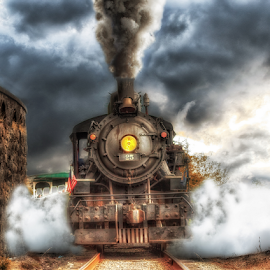 2-6-2 Prairie by Nickel Plate Photographics - Transportation Trains