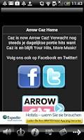 Screenshot of Arrow Caz