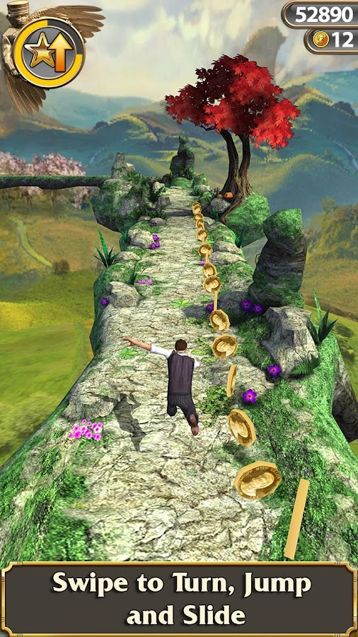 Temple Run: Oz Screenshot 0