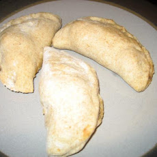 Ground Beef and Mushroom Calzones