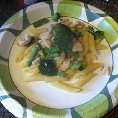 Katie's Chicken and Broccoli Pasta