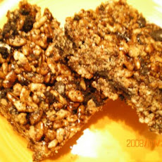 Chocolate Oreo Rice Krispies Squares (Microwave)