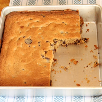 Gluten-Free Peanut Butter Chocolate Chip Bars