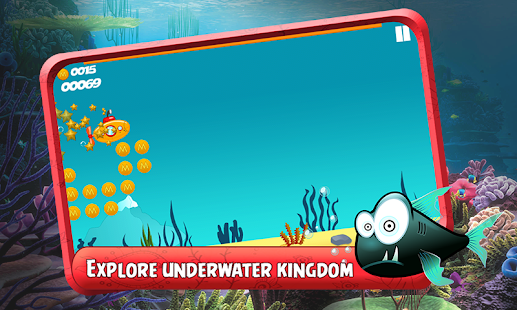 Submarine Rush- screenshot thumbnail