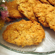 Grandma's Old Fashioned Oatmeal Cookies