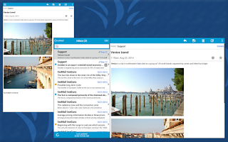 Screenshot of InoMail - Email