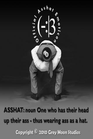 【免費休閒App】Asshat's 8-Ball-APP點子