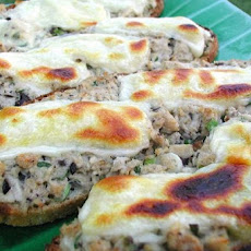 Emeril's Kicked-Up Tuna Melt