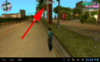 Screenshot of JCheater: GTA III & VC Edition