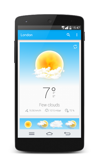 Weather Animated Widgets 8.40