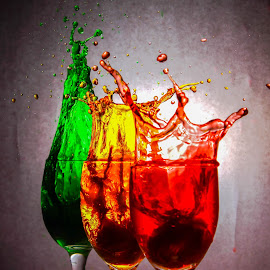 3 Colors by M Ihsan - Food & Drink Alcohol & Drinks (  )