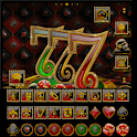 ADW Theme Golden Casino icon