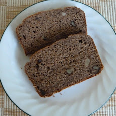 Whole Wheat Banana Bread with Walnuts