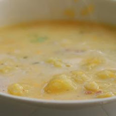 Pat's Cream of Potato Soup