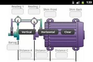 Screenshot of PocketAlign™