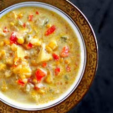 Adrienne's Fall Corn Chowder