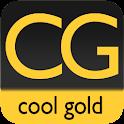 AOKP CM9 CM10.1 CoolGold Theme icon