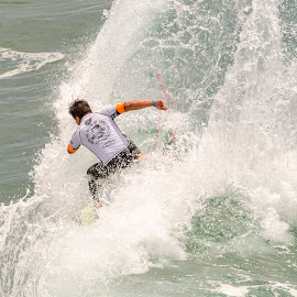 by Arrow Santos - Sports & Fitness Surfing