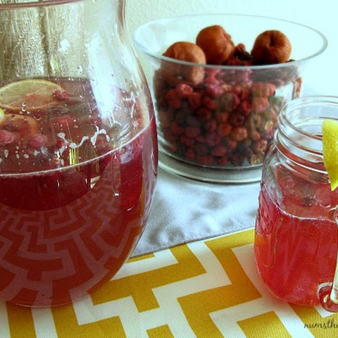 Cranberry Celebration Punch
