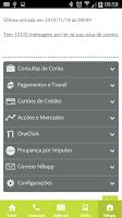 Screenshot of NBapp (smartphone)