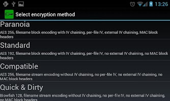 Screenshot of Cryptonite