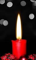 Screenshot of Amazing Christmas Candle
