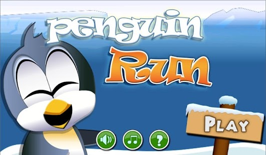 Penguin Run Adventure - screenshot