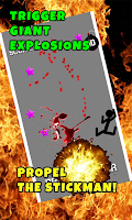Screenshot of Stickman VS Bombs