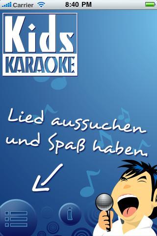Kinderlieder Karaoke