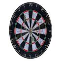 Score for dart game 2 icon