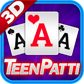 Download Junglee Teen Patti 3D APK on PC