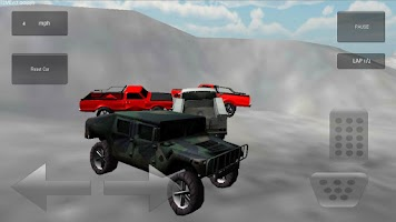 Screenshot of 3D Demolition Race