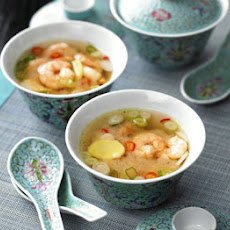 Hot & Sour Broth With Prawns