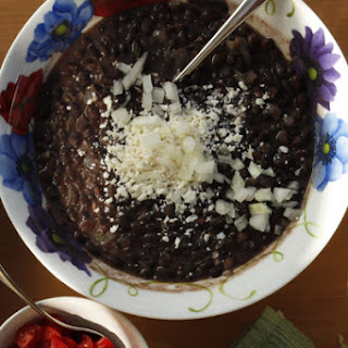 Mexican Black Beans Cheese Recipes